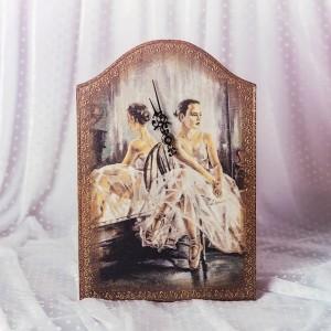 Ceas cu imagine balerina, ceas balerina