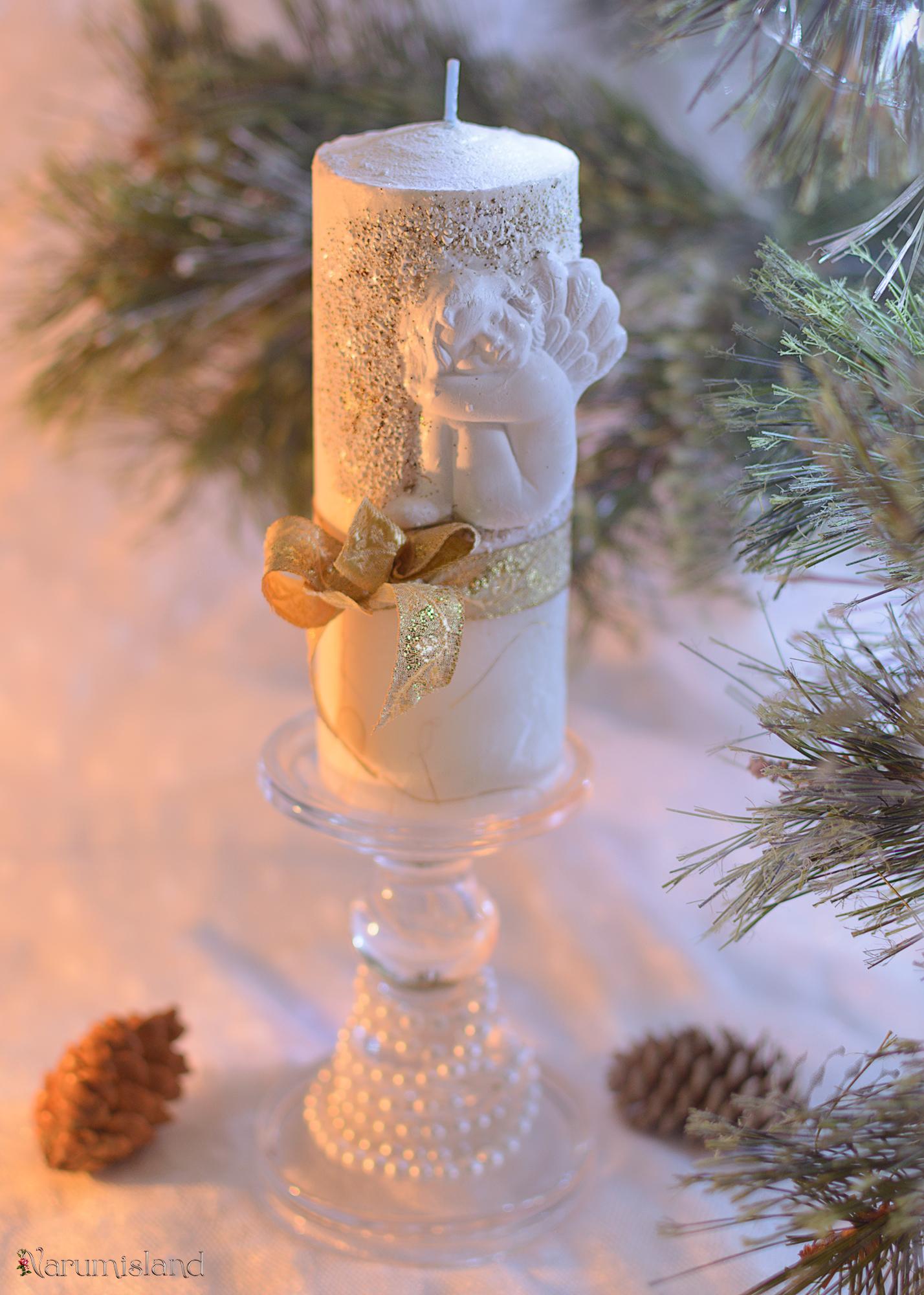 Handmade, Funda Aurie, Glittere Si Ingeras 3D