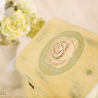 Detaliu ornament 3D, trandafir
